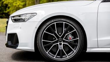 Audi S7 TDI - wheels