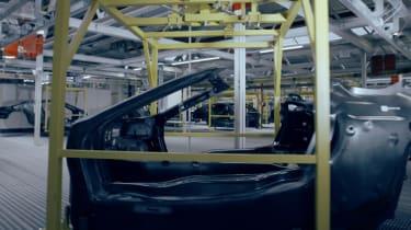 BMW i8 Spyder - body