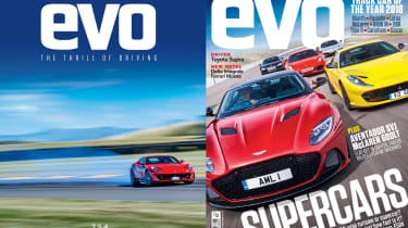 evo 254 - covers