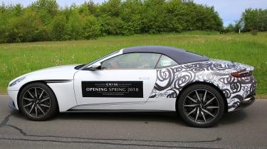 SPY - Aston Martin DB11 Volante side1