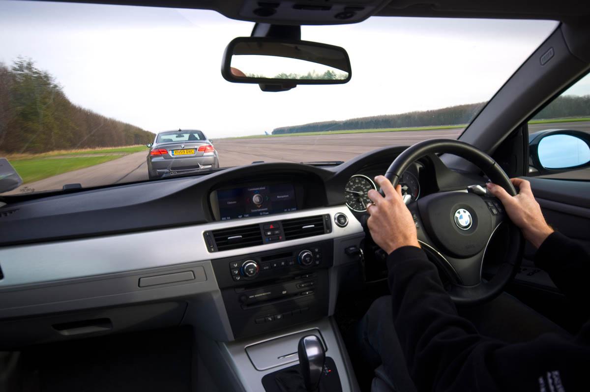 Morego BMW 335i v BMW M3 review | Evo