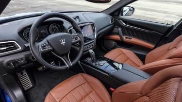 Maserati Ghibli MY2021 – dash