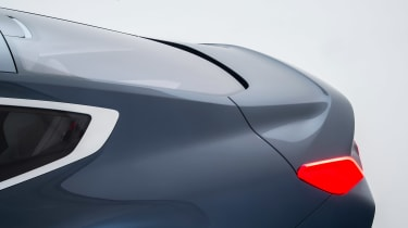 BMW 8-series concept - tailgate