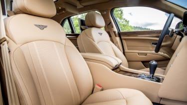 Bentley Mulsanne - seats