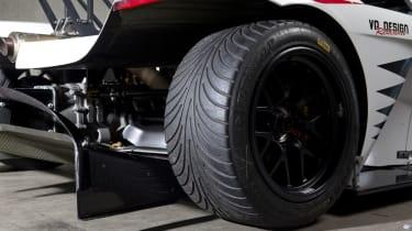 Praga R1: Slovakia's new mini LMP racer on video