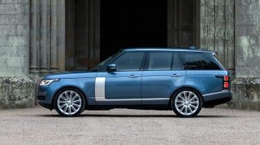 MY18 Range Rover - static profile