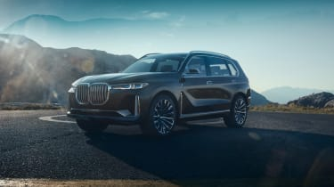 BMW X7 Concept - front