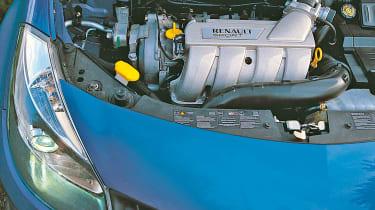 Renault Sport Clio 197 – engine