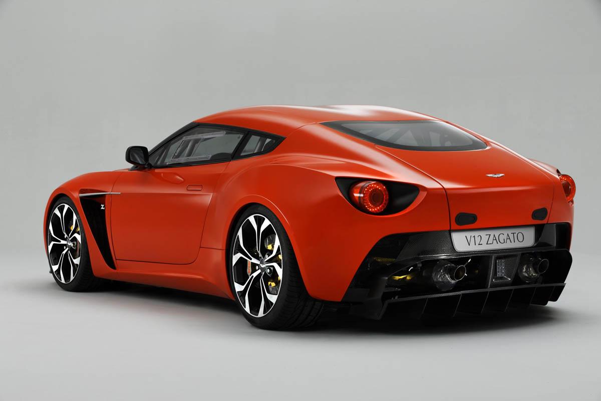 Aston Martin V12 Zagato Price Specs And Pictures Pictures Evo