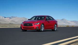Infiniti Q50 - front three quarter