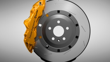 Polestar Engineered upgrades - brakes