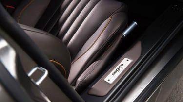 Aston Martin DB9 GT interior 2