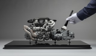 Chiron model engine