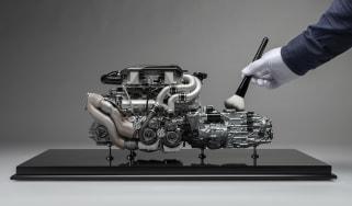 Chiron model engine