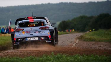 WRC Rally Germany - i20 3
