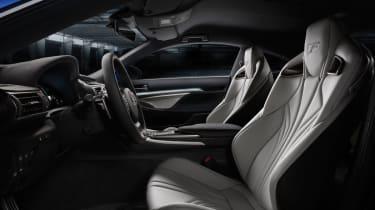 Lexus RC-F 450bhp V8 BMW M4 rival