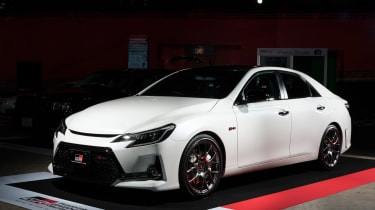 TOYOTA Mark X GRMN