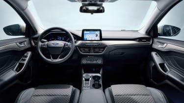 Ford Focus Estate - interior