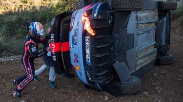 WRC R5 Argentina - Hyundai