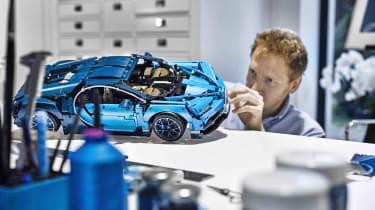 Lego Bugatti Chiron -