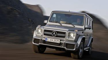 Video: Mercedes G63 AMG