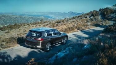 BMW X7 Concept - rear