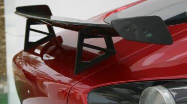 V12 Zagato shown in Kuwait