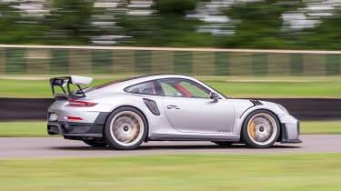 Porsche 911 GT2 RS - 991.2 driving profile