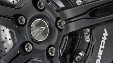 MSO McLaren 650S alloy wheel