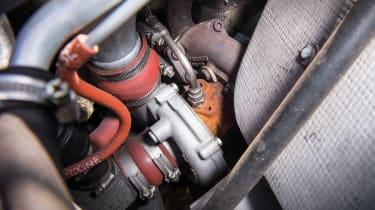 Ferrari turbos 488 F40 - turbo