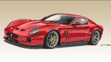 812 superfast-based 250 gto