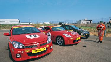 Nissan 350Z Racer