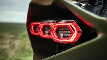 Lamborghini electrification plans