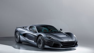 Rimac C_Two front