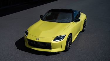 Nissan Z Proto front high