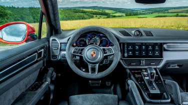 Porsche Cayenne Turbo S e-hybrid –