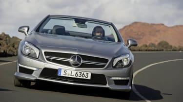 2012 Mercedes SL63 AMG