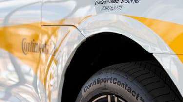 Continental driving experience tyre