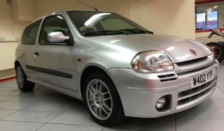 Renault Sport Clio 172