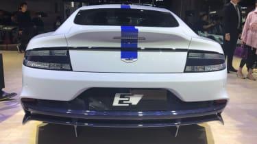 Aston Martin Rapide E - rear