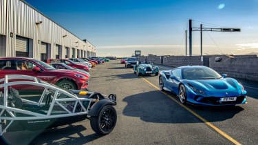 eCoty 2020 - garage 1