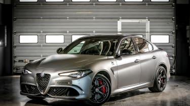 Alfa Romeo NRING Giulia - garage