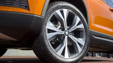 SEAT Ateca alloy wheel