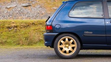 Renault Clio Williams - rear