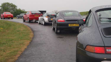 Porsche Driving Experience Centre