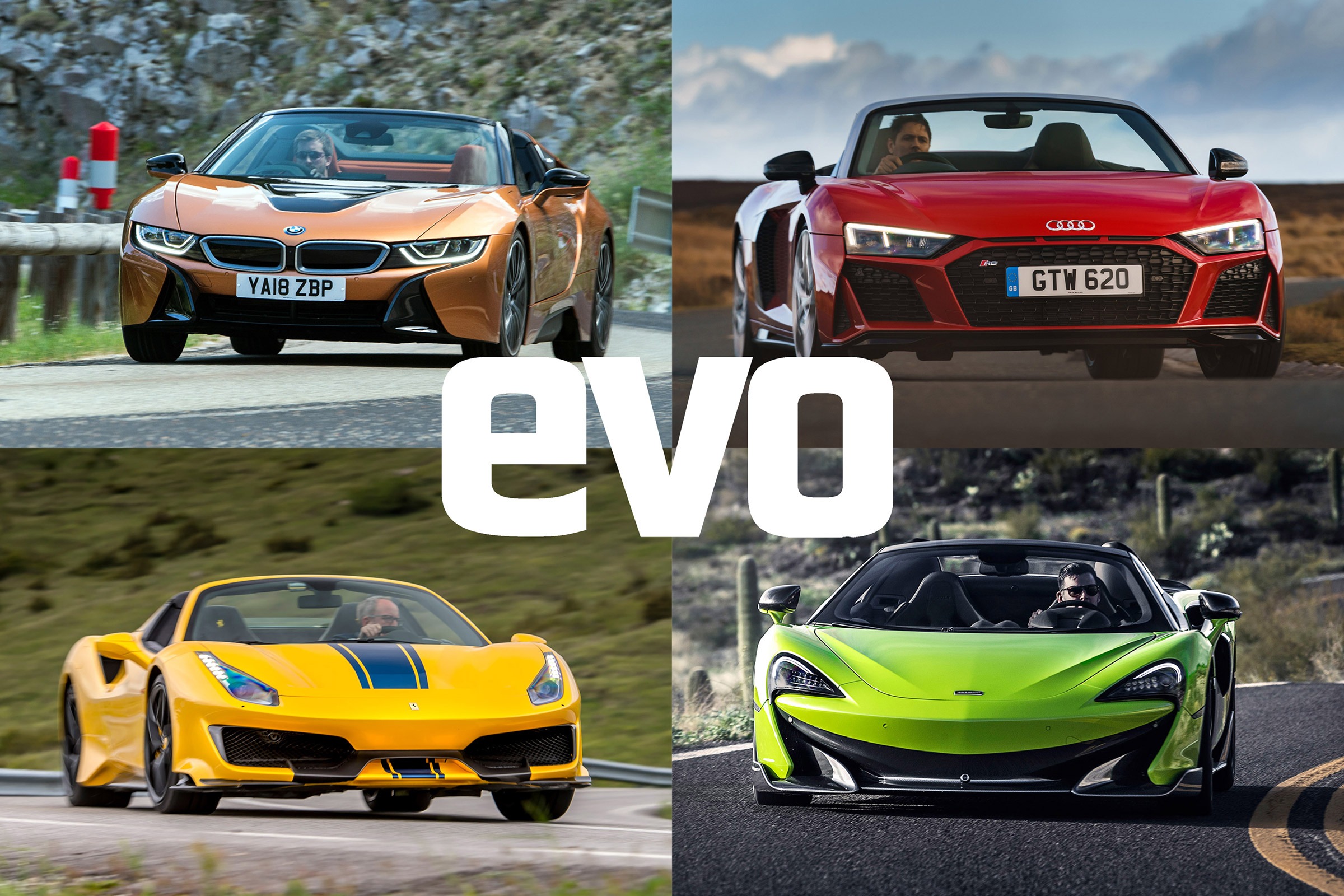 Best Convertible Cars 2019 Our Top Roofless Performance Cars Evo