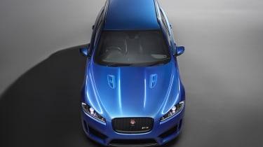Jaguar XFR-S Sportbrake heading to Geneva