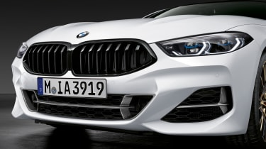 BMW 8-series Gran Coupe M Performance parts grille