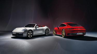 Porsche 911 Carrera - dual