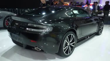 Aston Martin Vantage S SP10 rear: Frankfurt motor show 2013